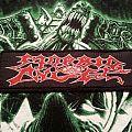 Morbid Angel - Logo Stripe Patch