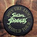 Suicidal Tendencies - Join the army Tourpatch