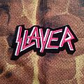 Slayer Logo Patch