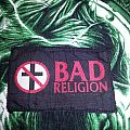 Bad Religion - Logo Patch
