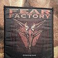 Fear Factory Patch