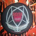Deicide - Legion circle patch