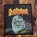 Destruction - Patch - Destruction - Live without sense Patch