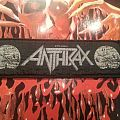 Anthrax - Persistence of Time Stripe Patch