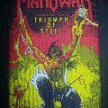 Manowar - Triumph Of Steel Patch