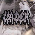 Vader Shape Logo Patch