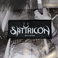 Satyricon Logo Patch
