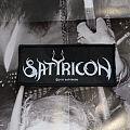Satyricon Logo Patch