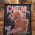 Cannibal Corpse - Tomb Of The Multilated Patch