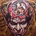 Kreator - Coma of Souls Backpatch