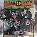 Public Enemy - Patch - Public Enemy - Night Of The Living Baseheads Backpatch