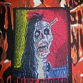 Alice Cooper - Two Faced Patch