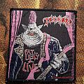 Tankard - Fat, Ugly & Live Patch