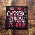 Cannibal Corpse - The time to kill is now Patch