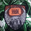 Napalm Death - Scum (Shield) Patch