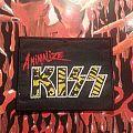 Kiss - Animalize Patch