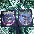 Sacred Reich - Surf Nicaragua Patches (Two Versions)