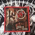 Slayer - Reign In Blood Patch