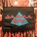 Gamma Ray Pyramid Logo Patch