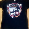 "Bound for Glory ""Hate train to Halloween"" tour shirt"