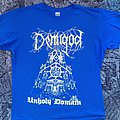 Demigod - Unholy Domain tshirt