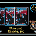 """Thor """"Only the Strong"""" woven patch"""