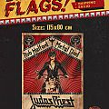 Judas Priest Halford Flag Other Collectable