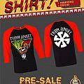 Iron Angel hellish CrossFfe Official Merchandise TShirt or Longsleeve