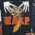 W.A.S.P. - I F**k Like a Beast Backpatch
