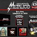 Escuadron Metalico Boxset CD -  Limited Edition #300