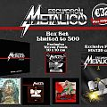 Escuadron Metalico Boxset CD -  Limited Edition #300 Tape / Vinyl / CD / Recording etc