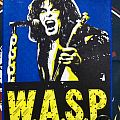 W.A.S.P - Blackie Backpatch