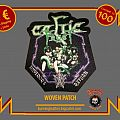 """Celtic Frost """"Emperor's Return"""" woven patch"""