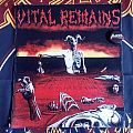 Vital Remains - Let Us Pray Backpatch