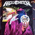 Helloween - Keeper of the Seven Keys Part I Backpatch