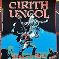 Cirirth Ungol - Kind of the Dead Official Backpatch