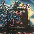 "My ""Crimson Glory-Transcendence"" Woven Patch"