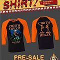 Cirirth Ungol Frost and Fire Official Tshirts