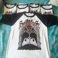 Saint Vitus Baseball T-shirt