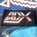 """ADX - Patch - """"ADX"""" Woven Patch"""