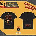 Oz Black Candles Official Tshirt
