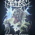 """Demon Eyes """"Rites of chaos"""" Hoodie  Hooded Top"""
