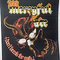 Mercyful Fate Don't break The Oath Backpatch