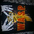 """W.A.S.P. """"I f**ck like a beast!"""" vintage Backpatch"""