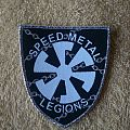 Speed Metal Legions Woven Patch