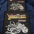 Judas Priest painkiller Patches