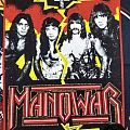 Manowar Backpatch