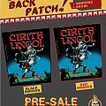 Cirith Ungol - Patch - Cirith Ungol King of the Dead Official Backpatch