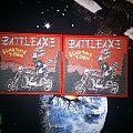 Battleaxe - Patch - Battleaxe patch