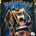 Motörhead - Patch - Motörhead - Orgasmatron Backpatch